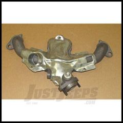 Omix-ADA Exhaust Manifold For 1987-90 Jeep Wrangler YJ With 2.5L With Heat Shield 17624.04