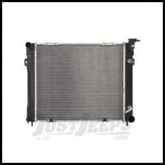 Omix-ADA Radiator For 1995-97 Jeep Grand Cherokee V8 17101.28