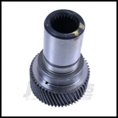 "Omix-ADA NP231 Input Gear For 1997-02 Jeep Wrangler TJ & 1998 Cherokee XJ With Automatic Transmission & 23 Spline Shaft (5"" Long) 18676.59"