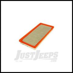 Omix-ADA Air Filter For 1997-02 Jeep Wrangler TJ With 2.5L & 1997-04 With 4.0L 17719.04