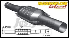 Magnaflow Direct Fit Catalytic Converter For 2002-04 Jeep Grand Cherokee With 4.0L or 4.7L (Rear) 49420