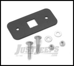 Omix-ADA Throttle Cable Bracket Kit For Fiberglass Body For 1968-95 Jeep CJ Series & Wrangler YJ 4WD-6020