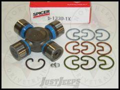 Dana Spicer U-Joint 1330 Series Heavy Duty (Greaseable Cap) 5-1330-1X