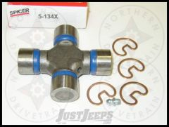 Dana Spicer U-Joint 1310 to 1330 Cross Canada Over (Greaseable Cross Canada) 5-134X