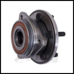 Omix-ADA Wheel Bearing Hub Assembly Front For 2000-06 Jeep Wrangler TJ & Cherokee XJ 16705.08