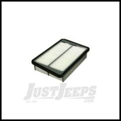 Omix-ADA Air Filter For 2002-06 Jeep Liberty KJ & 2003-06 Wrangler With 2.4L (Genuine Fram Filter) 17719.08