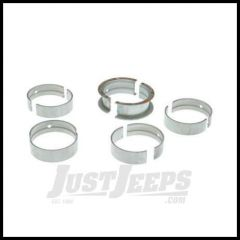 Omix-ADA Bearing Set Main For 1972-81 Jeep CJ Series & 1971-91 Full Size Jeep With V8 AMC 304 or 360, .020 Oversized 17465.51