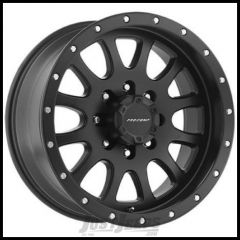 Pro Comp Series 44 Wheel 17 X 9 With 5 On 5.00 Bolt Pattern In Satin Black PXA5044-7973