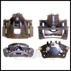 Omix-ADA Brake Caliper Front Driver Side For 2002-07 Jeep Liberty KJ 16745.05