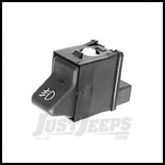 Omix-ADA Switch Fog Light For 1997-00 Jeep Wrangler TJ & 2001 Jeep Cherokee XJ 17234.21