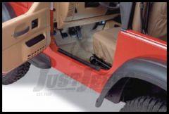 BESTOP HighRock 4X4 Entry Guards For 1997-06 Jeep Wrangler TJ/TLJ Unlimited Models 51049-01
