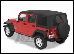 Pavement Ends Replay Replacement Top For 2007-09 Jeep Wrangler JK Unlimited 4 Door  51201-35