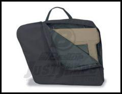 BESTOP Door Jackets For Upper Half Doors For 1986-06 Jeep Wrangler YJ & TJ/TLJ Unlimited With Half Steel Doors 51660-01