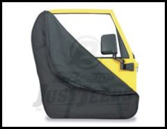 BESTOP Door Jackets For Full Doors For 1976-18 Jeep CJ Series, Wrangler YJ, TJ/TLJ Unlimited & JK 2 Door & Unlimited 4 Door Models With Full Doors 51666-01