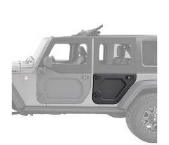 Bestop Core Door Rear Pair For 2018+ Jeep Wrangler JK Unlimited 4 Door Models 51731-01