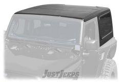 SmittyBilt 2 Piece Hard Top Kit For 2007-18 Jeep Wrangler JK 2 Door Models 617701