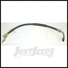 Omix-ADA Brake Hose Front Driver Side For 1984-89 Jeep Cherokee XJ 16732.17