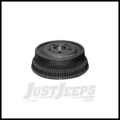 """Omix-ADA Brake Drum Rear for 1986-93 XJ with 10"""" X 2.5"""" Brakes with Dana 44 Axle 16701.09"""