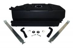 Crown Automotive Fuel Tank and Skid Plate Master Kit For 1987-95 Jeep Wrangler YJ 52002633PLMK
