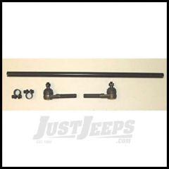 Omix-ADA Tie Rod Assembly For 1987-90 Jeep Wrangler YJ (Pitman Arm to Tie Rod) 18052.03