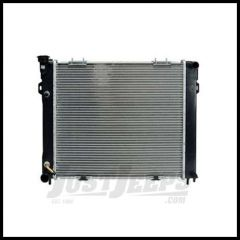 Omix-ADA Radiator Standard Duty for 1993-94 Jeep Grand Cherokee ZJ 6 CYL with or without A.C 17101.22
