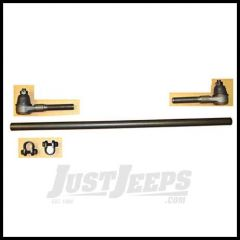 Omix-ADA Tie Rod Assembly For 1991-95 Jeep Wrangler YJ (Pitman Arm to Tie Rod) 18052.04