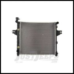 Omix-ADA Radiator For 1999-00 Jeep Grand Cherokee WJ V8 17101.30