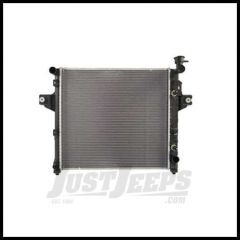 Omix-ADA Radiator For 1999-00 Jeep Grand Cherokee WJ 6 CYL 17101.26