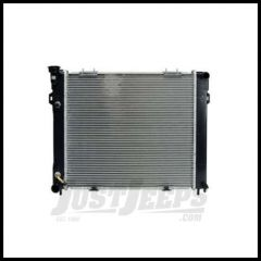 Omix-ADA Radiator For 1998 ZJ Grand Cherokee 6 CYL 17101.25