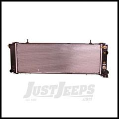 Omix-ADA Radiator For 2001 Jeep Cherokee XJ 4.0L Automatic 17101.35