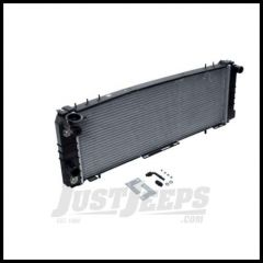 Omix-ADA Radiator 1 Core for 1998-01 Jeep Cherokee XJ 6 CYL 17101.20