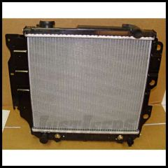 Omix-ADA Radiator For 87-06 Jeep Wrangler YJ, TJ and Unlimited  (Manual or Automatic) 17101.13