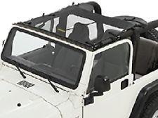 BESTOP Sun Bikini Targa Style Top In Mesh For 1997-06 Jeep Wrangler TJ 52403-11