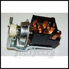 Omix-ADA Headlight Switch For 1997-99 Jeep Wrangler TJ & Cherokee XJ 17234.06