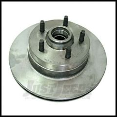 Omix-ADA Brake Rotor Front For 2WD 1986-93 Jeep Cherokee XJ 16702.07