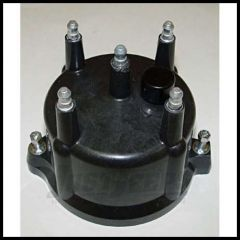 Omix-ADA Distributor Cap For 1991-01 Cherokee & 1991-02 Wrangler YJ & TJ With 4 CYL 17244.05
