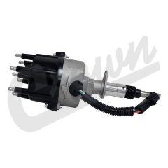 Crown Distributor for 87-90 Jeep Cherokee XJ & Comanche MJ w/ 4.0L Engine 53007190