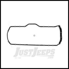 Omix-ADA Rubber Oil Pan Gasket For 72-06 Jeep Vehicles with 3.8/4.0/4.2L 17439.06