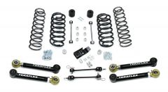 "TeraFlex 3"" Performance Suspension System Without Shocks For 2003-06 Jeep Wrangler TJ & Unlimited 1456330"