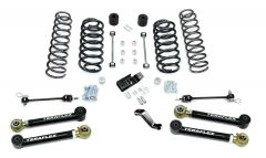"TeraFlex 4"" Performance Suspension System Without Shocks For 1997-06 Jeep Wrangler TJ & Unlimited 1456430"