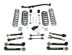 "TeraFlex 3"" Premium Suspension System Without Shocks For 2003-06 Jeep Wrangler TJ & Unlimited 1456350"