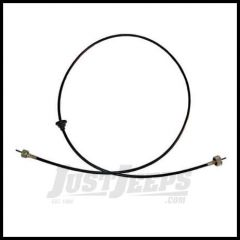 Omix-ADA Speedometer Cable  For 1977-86 Jeep CJ Series 69 inch With Standard Transmission 17208.03