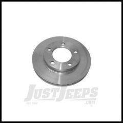 "Omix-ADA Brake Rotor Front 1-1/8"" thick For 1977-78 Jeep CJ5 & CJ7 16702.01"