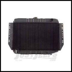 Omix-ADA Radiator 1974-79 SJ Grand Wagoneer 2 core 8 cylinder engines 17101.32