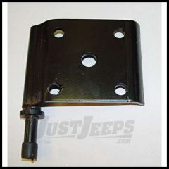 Omix-ADA Spring Plate For 1976-86 Jeep CJ Series (Passenger Side Rear) 18271.14