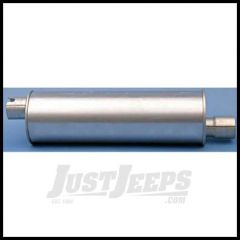 Omix-ADA Muffler For 1979-87 Jeep Full Size Pick Up Series With V8 17609.13