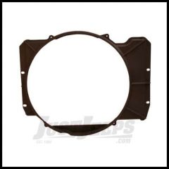 Omix-ADA Radiator Fan Shroud for 1981-86 Jeep CJ Series 6 CYL With Factory Heavy Duty Cooling 17102.02