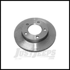 "Omix-ADA Brake Rotor Front 7/8"" thick For 1978-86 Jeep CJ Series 16702.02"