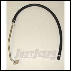Omix-ADA Power Steering Return Hose For 1980-83 Jeep CJ Series With V8 (O-Ring Style) 18014.03