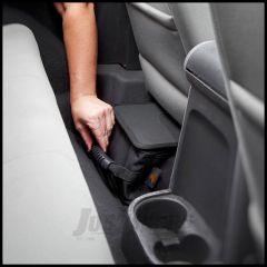 BESTOP RoughRider Rear Underseat Organizers For 2007-18 Jeep Wrangler JK 2 Door & Unlimited 4 Door Models 54131-35